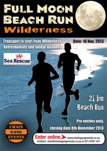 Full Moon Beach Run