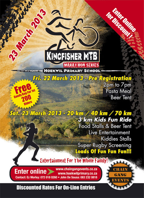Kingfisher Marathon
