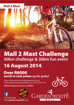 Mall to Mast Challenge