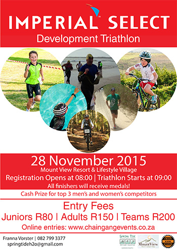 Imperial Select Development Triathlon
