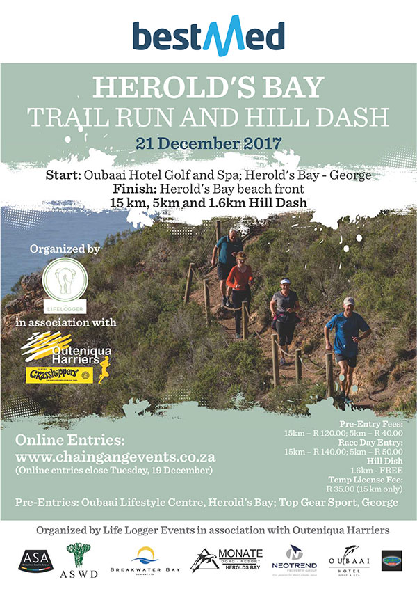 BestMed Herold's Bay Trail Run