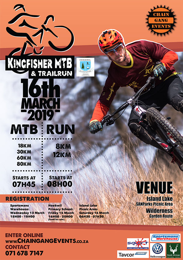 Kingfisher MTB & Trailrun 2019 Challenge