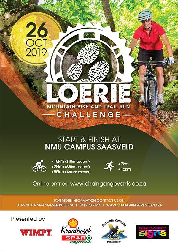 Loerie MTB & Trailrun 2019 Challenge