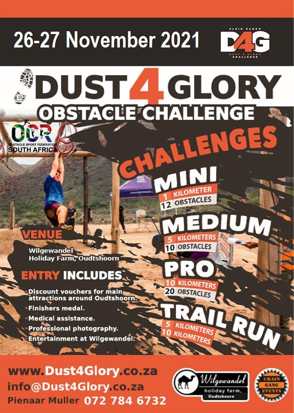 2020 Dust4Glory