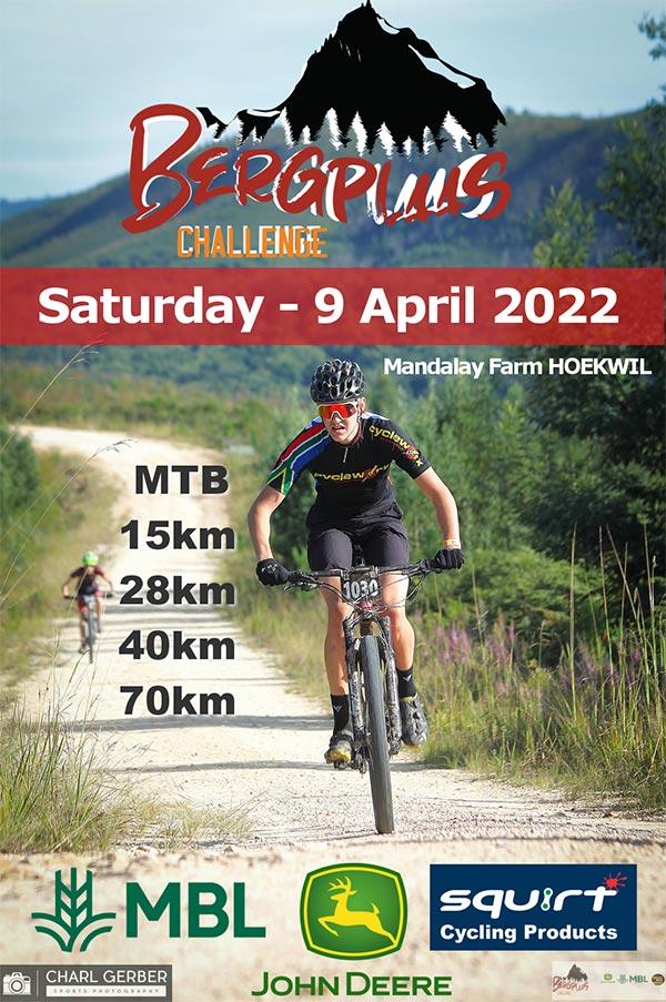 Bergplaas MTB Challenge 2022