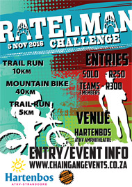 Ratelman Challenge 2016