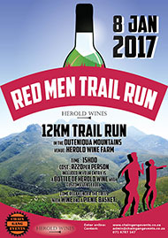 Red Men Trail Run 2016
