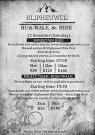 Klipheuwel Run/Walk & Ride