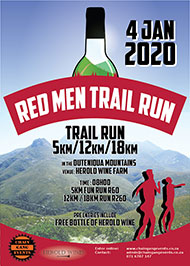 Red Men Trail Run 2020
