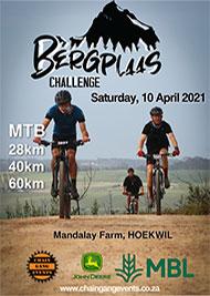 2021 Bergplaas Challenge