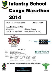 Cango Marathon 2014