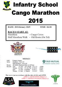 Cango Marathon 2015