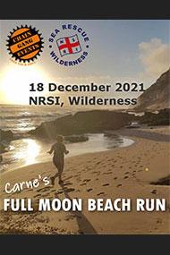 2021 Carne's Full Moon Beach Run