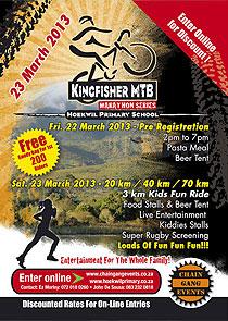 Kingfisher MTB Marathon 2013
