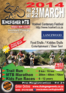 Kingfisher Trail Run 2014