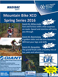 Madibaz Mountain Bike XCO Spring Series 2016