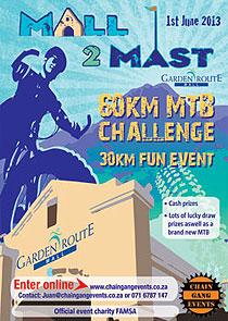 Mall-2-Mast MTB Challenge 2013