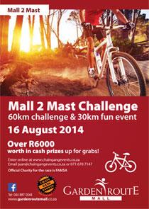 Mall-2-Mast MTB Challenge 2014