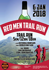 Red Men Trail Run 2018