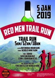 Red Men Trail Run 2019