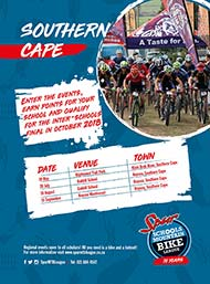 SPUR Eden MTB Schools League Series 2018