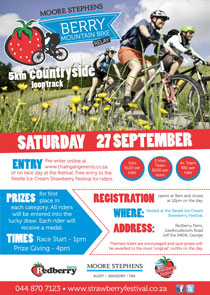 Strawberry Festival MTB Relay