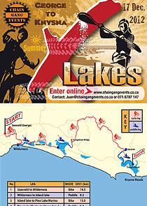 X Lakes - Summer 2012