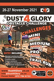 Dust4Glory Obstacle Challenge 2021