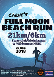 Carne's Full Moon Beach Run 2018