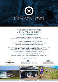 2019 Pinnacle Point Trail Run
