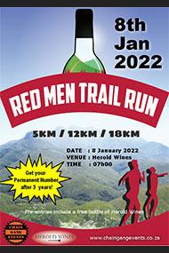 Red Men Trail Run 2022