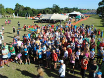 Kingfisher Trail Run 2013