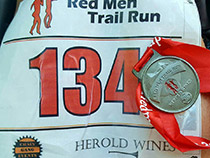 Red Men Trail Run