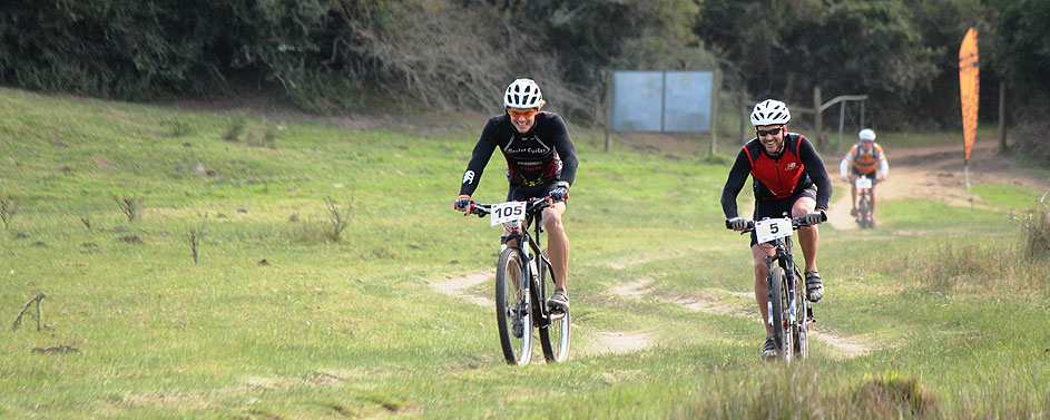 MTB and Trail Running